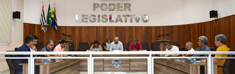 Câmara Municipal realiza a 11ª Sessão Extraordinária de 2019