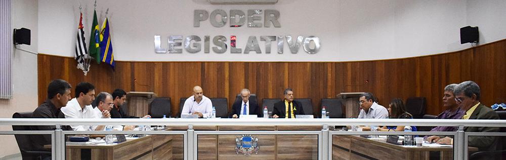 Câmara Municipal realiza a 11ª Sessão Ordinária de 2018