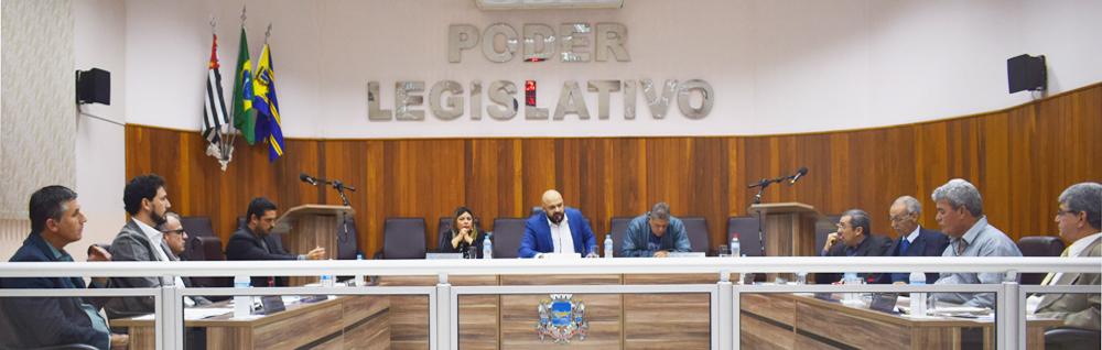 Câmara Municipal realiza a 12ª Sessão Ordinária do ano