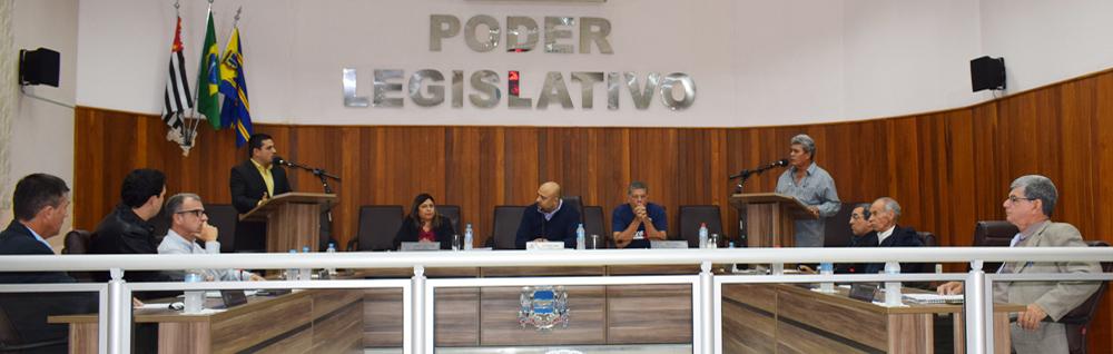 Câmara Municipal realiza a 13ª Sessão Ordinária de 2019