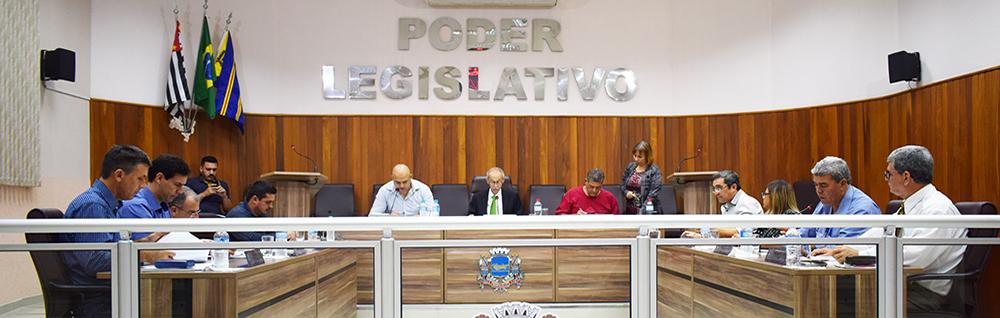 Câmara Municipal realiza a 14ª Sessão Ordinária e 4ª Sessão Extra do ano