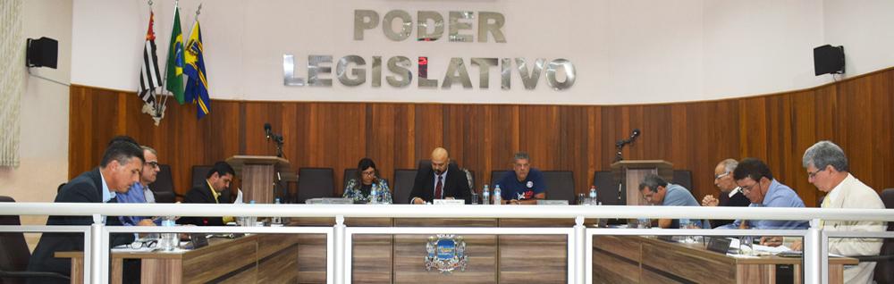 Câmara Municipal realiza a 16ª Sessão Ordinária de 2019