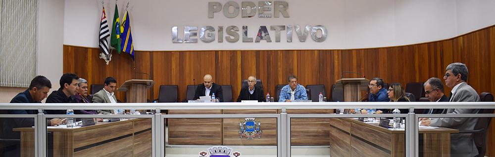 Câmara Municipal realiza a 17ª Sessão Ordinária do ano