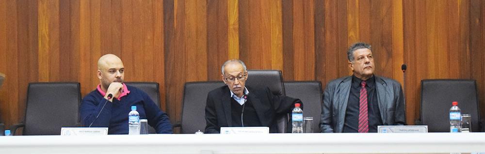 Câmara Municipal realiza a 17ª Sessão Ordinária de 2018