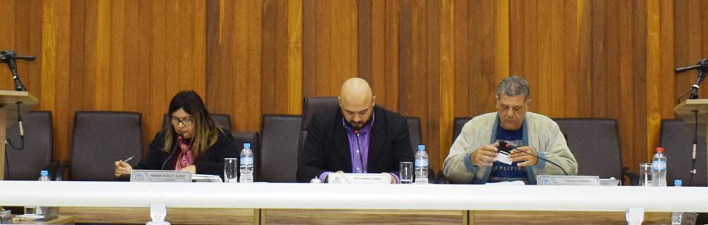 Câmara Municipal realiza a 17ª Sessão Ordinária de 2019