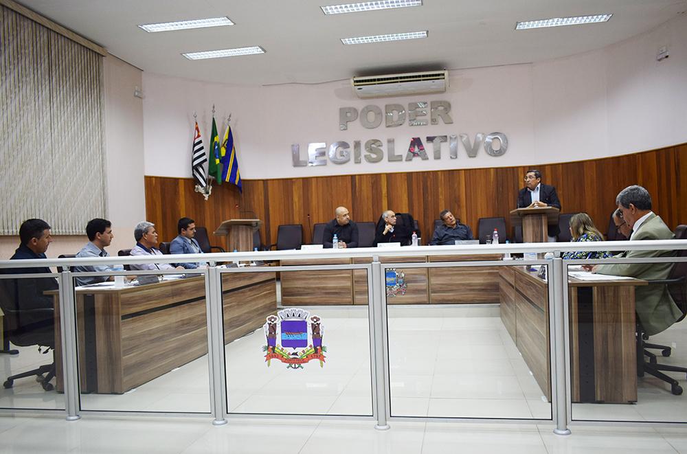 Câmara Municipal realiza a 18ª Sessão Ordinária de 2017