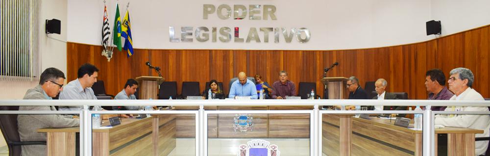 Câmara Municipal realiza a 2ª Sessão Ordinária de 2020