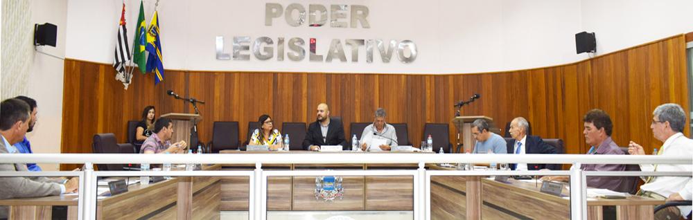 Câmara Municipal realiza a 20ª Sessão Ordinária de 2019