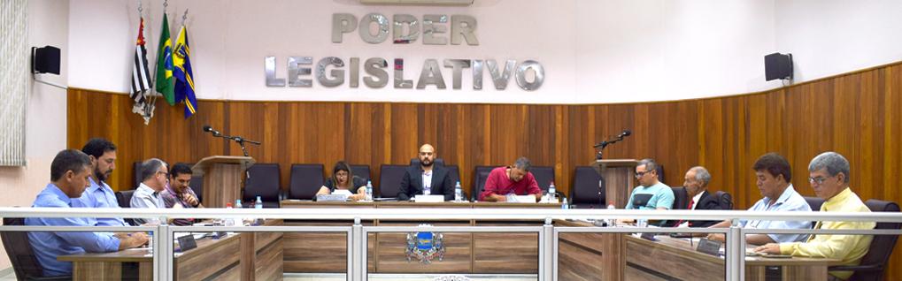 Câmara Municipal realiza a 24ª Sessão Ordinária de 2019