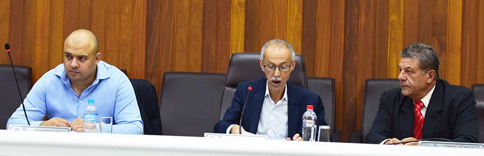 Câmara Municipal realiza a 26ª Sessão Ordinária do ano