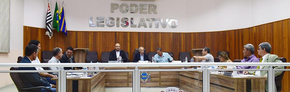 Câmara Municipal realiza 27ª Sessão Ordinária do ano