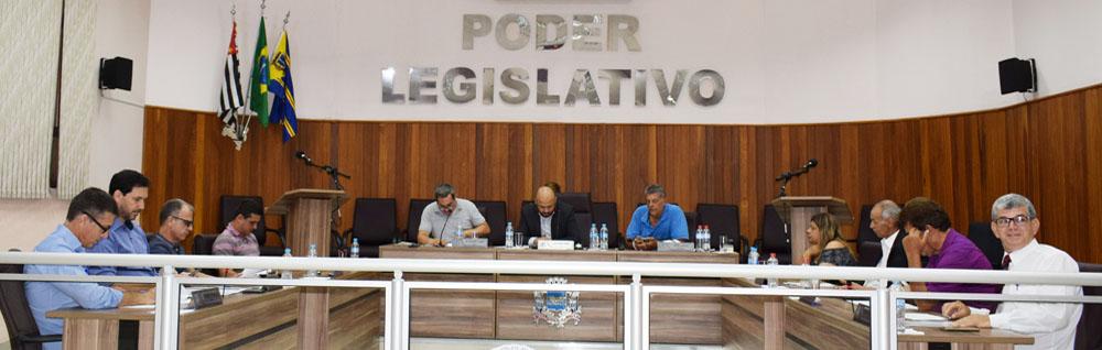 Câmara Municipal realiza a 28ª Sessão Ordinária de 2019
