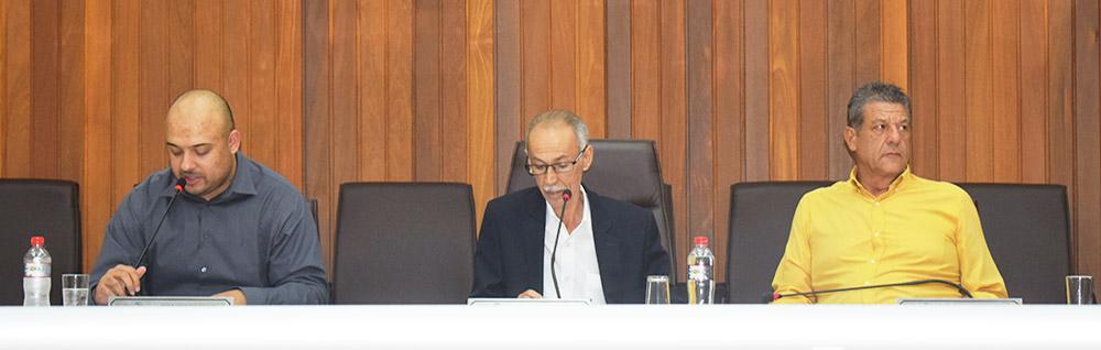 Câmara Municipal realiza a 29º Sessão Ordinária e a 10ª Sessão Extraordinária do ano