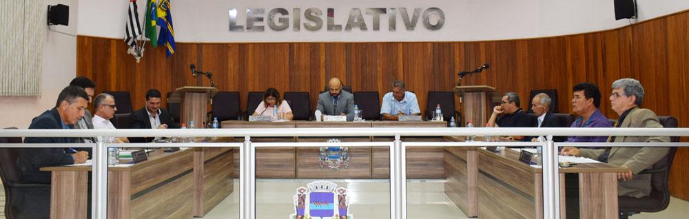 Câmara Municipal realiza a 32ª Sessão Ordinária de 2019