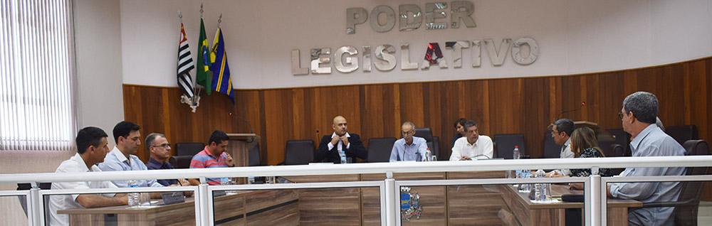 Câmara Municipal realiza 6ª e 7ª Sessões Extraordinárias do ano