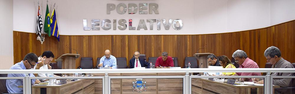 Câmara Municipal realiza a 5ª Sessão Ordinária do ano