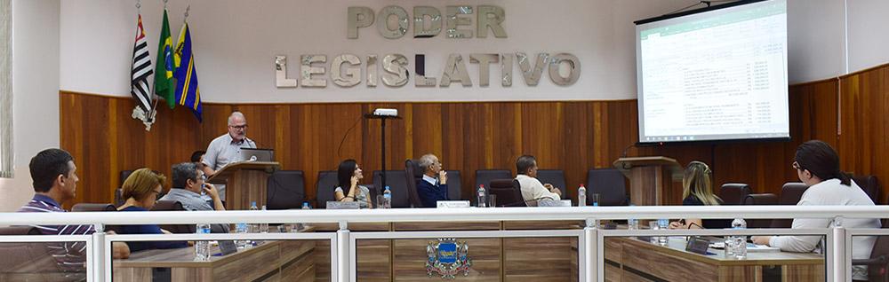 Câmara Municipal realiza Audiência Pública para discutir Orçamento de 2018