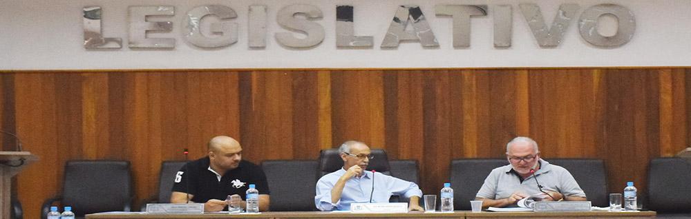 Câmara Municipal realiza Audiência Pública para discutir Plano Plurianual