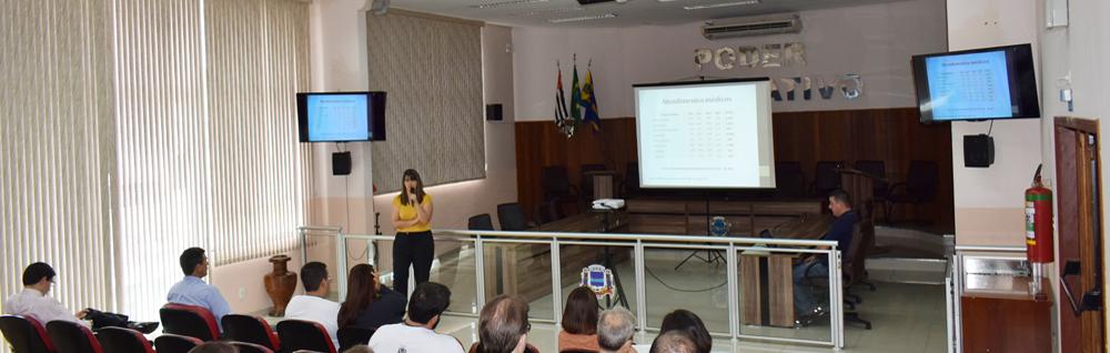 Secretaria de Saúde realiza a primeira Audiência Pública do ano