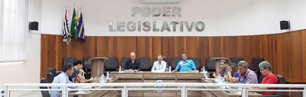 Câmara Municipal realiza a 2ª Sessão Extraordinária de 2018