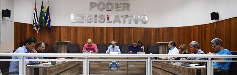 Câmara Municipal realiza a 5ª Sessão Extraordinária de 2018
