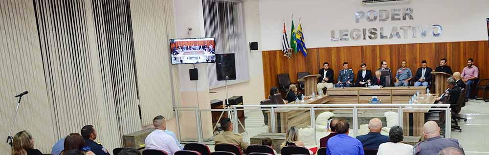 Câmara Municipal realiza Sessão Solene de Abertura da 63ª Semana das Monções