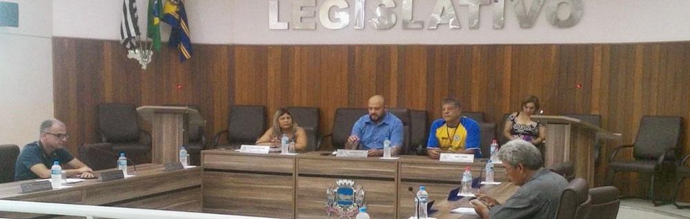 Câmara Municipal de Porto Feliz convoca a 2ª Sessão Extraordinária do ano